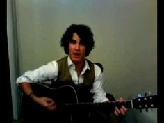LOVE HIM SOOO MUCH!! Darren Criss  I'll make a man out of you