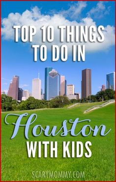 Houston, Texas is a vibrant and diverse city and a great place to visit as a family. Here are just ten of our favorite things to do in Houston with kids, via the Scary Mommy travel guide!  summer | spring break trip | vacation | parenting advice | travel with children