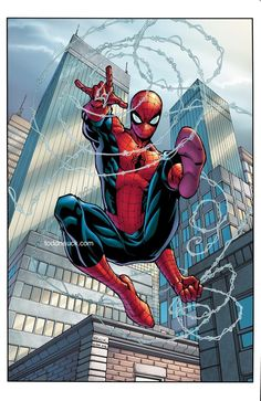 Spidey - Tod Nauck, Colors: Andy Troy