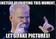 Jim Gaffigan has a new show on TV Land (aptly titled 'The Jim Gaffigan Show'). To celebrate, here are a few classic one-liners and jokes from the long-time comedian. [h/t chive] Previously: 18 Funny Mitch Hedberg Quotes Thats The Way, That Way, Jim Gaffigan, Thing 1, I Love To Laugh, Funny People, Hate People, Real People, I Smile