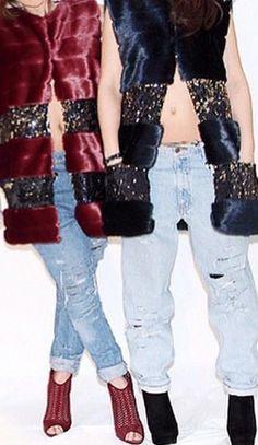 Smanicato pelliccia ecologica e strass #Francescaconoci #showroom #Lecce #shop #Evolutionboutique #evolutionboutique #nuovoshop #Puglia #modadonna #pelliccia #ecologica #FW2015 #eleganza #black #look #glamour #moda #Puglia #collezioni #Autunnoinverno #cool #fashion #glamour #Evolutioncard #Evolutionpolignano #Polignanoamare #newcollection #strass