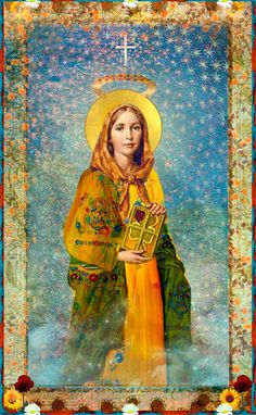 Thinking of my former clients and colleagues living and loving in the  DTES. {Saint Dymphna should be invoked as the patroness of nervous and mental disease.}