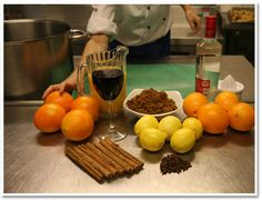 Time of Gifts Calendar: Day 4: Eden chef Tony Trenerry's mulled wine recipe
