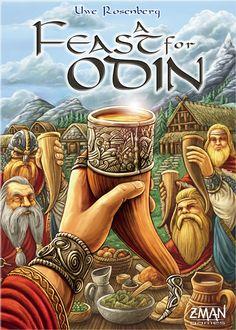 A Feast for Odin | BoardGameShelf.com