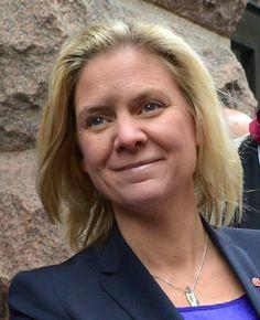 Bilderberggruppens möte 2016 – Vilka beslut tar ni, Magdalena Andersson?