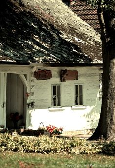 Lanckorona, a village in Poland