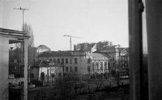 Bulevardul Eroii Sanitari in anul 1975 Medicine