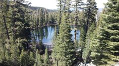 Lily Lake off the Gold Lake Forest HWY in Plumas National Forest