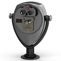 Tower Optical Viewer 2 Max - 3D Model