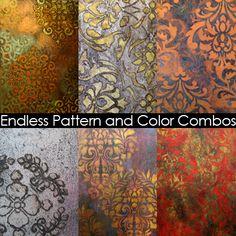 stencil-pattern-options