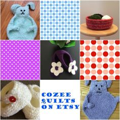 Handmade Quilts Knitted Products Baby Clothes Sewing by CozeeQuilts Etsy Handmade, Handmade Items, Handmade Gifts, Sewing Baby Clothes, Amazing Gifts, Kids Gifts, New Art, Vintage Shops, Baby Kids