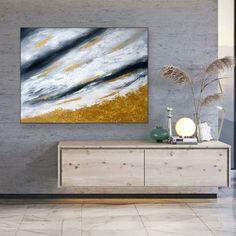 Oversize Wall Art Abstract Art Paintings Original Artwork image 8