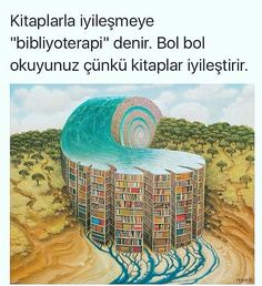 Healing with books is called bibliotherapy. You read a lot because the books heal. words words Source by gneyilmaz I Love Books, Good Books, My Books, Wall Writing, The Secret Book, Coffee And Books, Love Illustration, S Word, Book Lovers