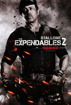The Expendables 2 27x40 Movie Poster (2012)