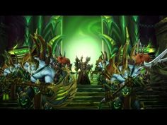 World of Warcraft: Legion | The Fate of Azeroth (EN) - YouTube