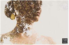 Sara Byrne's great snap and a how to guide using Canon 5D Mark III Double Exposure