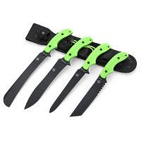 When you have to slice tomatoes or disembowel zombies, reach for Ka-bar Zombie Killer Knives :)