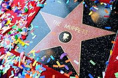 Yay! Muppets Honored with a Star on the Walk of Fame