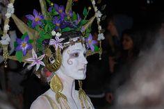 Beltane Fire Festival 2010 - Edinburgh - May Queen by Martin Robertson, via Flickr