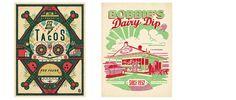 Spirit of Nashville Food Prints