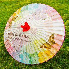 和傘,蛇の目傘,番傘,ウェルカムボード