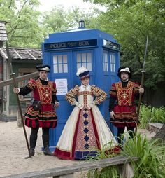 ChiIL Mama: -Ren Faire Turns 25--Time Travel to Another Century