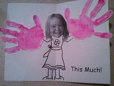 valentine crafts preschoolers | Valentine Card Craft