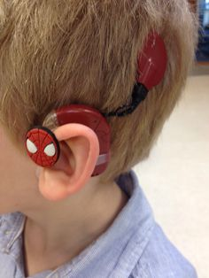Spider-Man Tubetastic Pimps on a little boys CI's - they match so well with the red CI