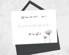 Looking for the perfect Eid card? Have a beautiful Eid card available in the  MeMuslimaDesigns store on Etsy. Browse to see other selections of cards too.