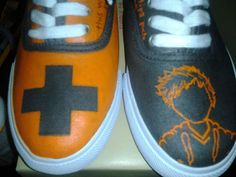 Ed Sheeran Shoes 2 Custom by OnTheOtherFoot on Etsy, $45.00