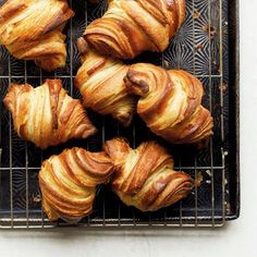 Fabulously French: Croissants :@