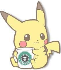 Resultado de imagem para desenhos do pikachu fofo