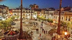 Plaza del Cabildo, Sanlúcar de Barrameda, CÁDIZ