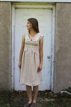 Selfish Sewing: Washi Dress
