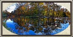 Title  Pennypacker Park In The Fall   Artist  Gallery Three   Medium  Photograph - Photography