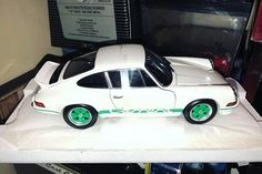 Excited to share the latest addition to my #etsy shop: 1972 Porsche 911 Carrera RS 2.7 1/18 Scale Diecast Car by Minichamps White Green  http://etsy.me/2hKKA2x #porsche #porsche911 #porschecarrera #minichamps #exoto #kyosho #hotwheels #autoart #german #germany #classiccar #vintagecar #antique #gentleman #diecastcar #diecast
