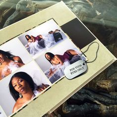 Boudoir Book Fro Military Wives - Great Deployment Gift