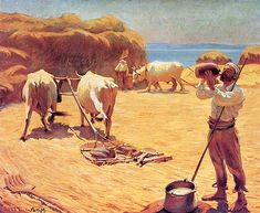 Namık İsmail Eserleri - Harman 1923
