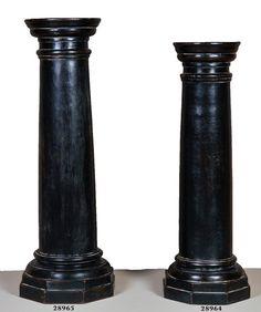 Square Column Pedestal Plant Stands At Hayneedle Garden Ideas - Column pedestal plant stand