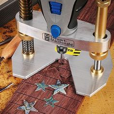 STEWMAC.COM - Precision Router Base