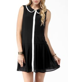 So classic has interesting lines. Looks expensive! From Forever 21 Girls Be Like, Knit Dress, Cute Dresses, Latest Trends, Ready To Wear, Strapless Dress, Feminine, Forever 21, My Style