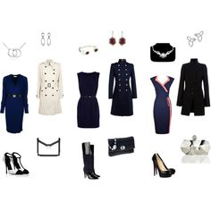 """""""Dark Winter 7"""" by rilles on Polyvore"""