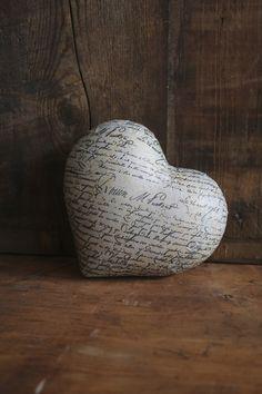 discoverattic:  Script Heart. http://discoverattic.com (attic.©2014)