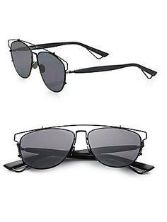 Dior Technologic 57MM Pantos Sunglasses