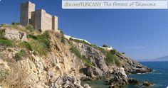 The coast of Talamone, #maremma, #tuscany, #italy