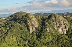 Puerto Rico is full of mountainous adventures. Photo: JoseZayasPR