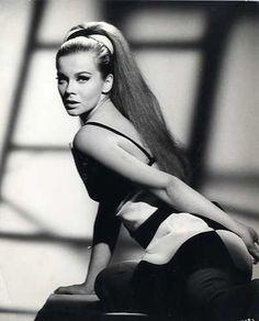 """Ann Margret publicity pose for """"Murderer's Row"""" 1966"""