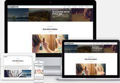 Blog - wordpress themes free responsive