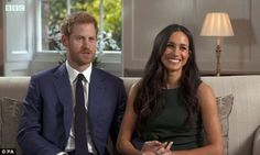 Harry's communication secretary said thatthe couple, who were grateful for the warm wishes from the public, 'would be putting their stamp on their wedding day'