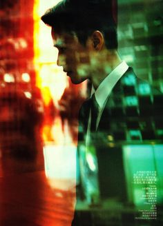 Beijing Romance Peter Lindbergh - Photographer Nicoletta Santoro - Fashion Editor/Stylist Odile Gilbert - Hair Stylist Daniel Zhang - Makeup Artist Lucia Pica - Makeup Artist Natalia Vodianova - Model Zhao Lei - Model